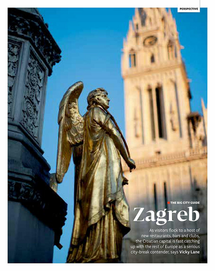 Brussels Airlines - Zagreb guide
